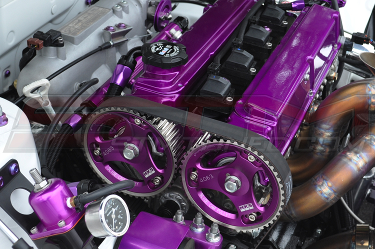 22004 Am001 Hks 4g63 Purple Cam Gears 2003 2006